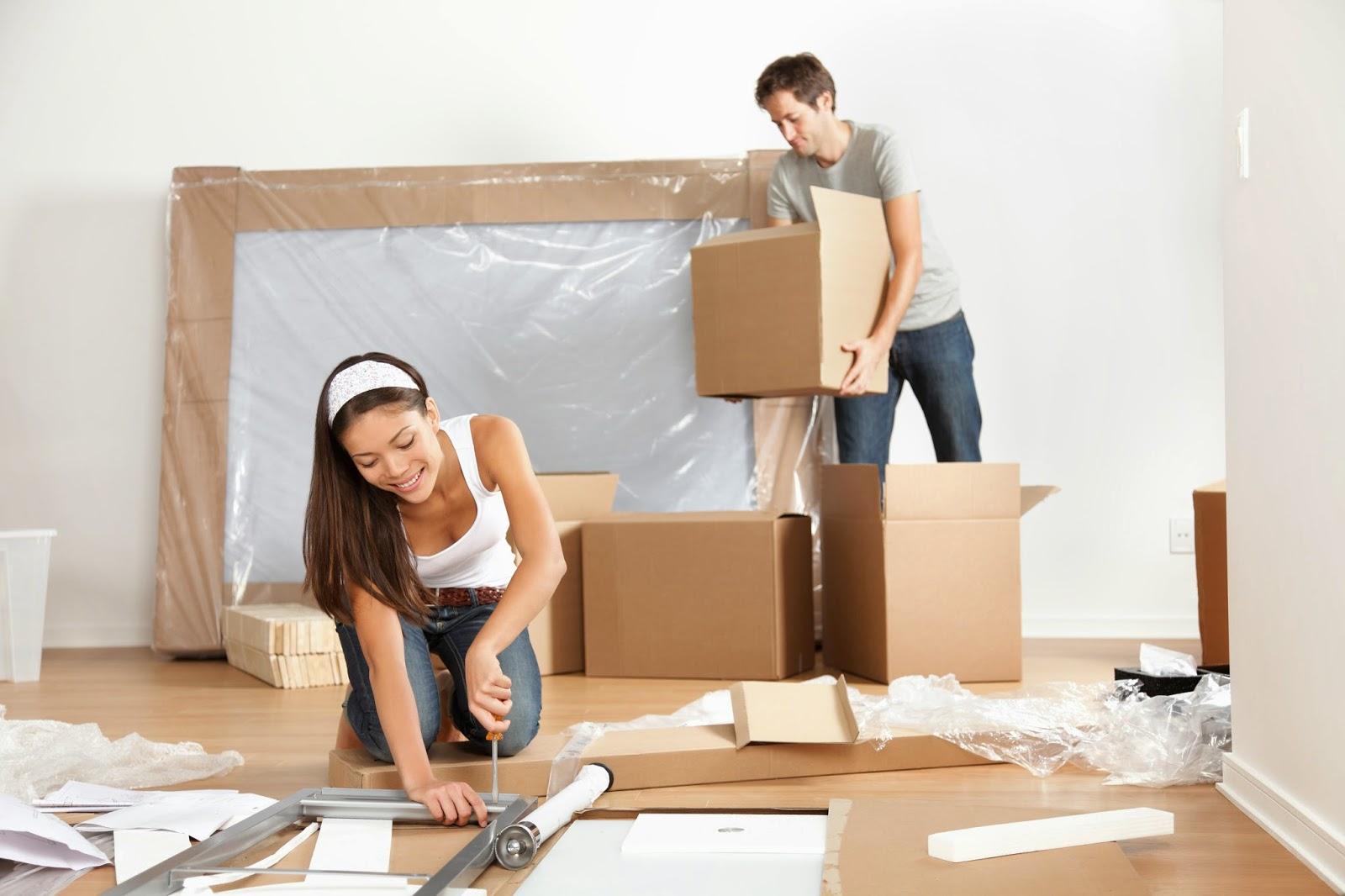 sự tiện dụng trong chuyển nhà trọn gói