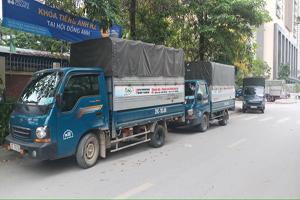 thuê xe tải theo hợp đồng