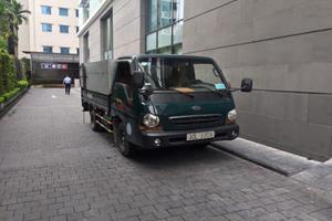 thuê xe tải và người bốc xếp