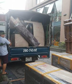 xe tải chở đồ 3